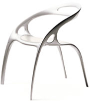 go chair designed by ross lovegrove