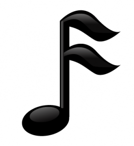 free music note image