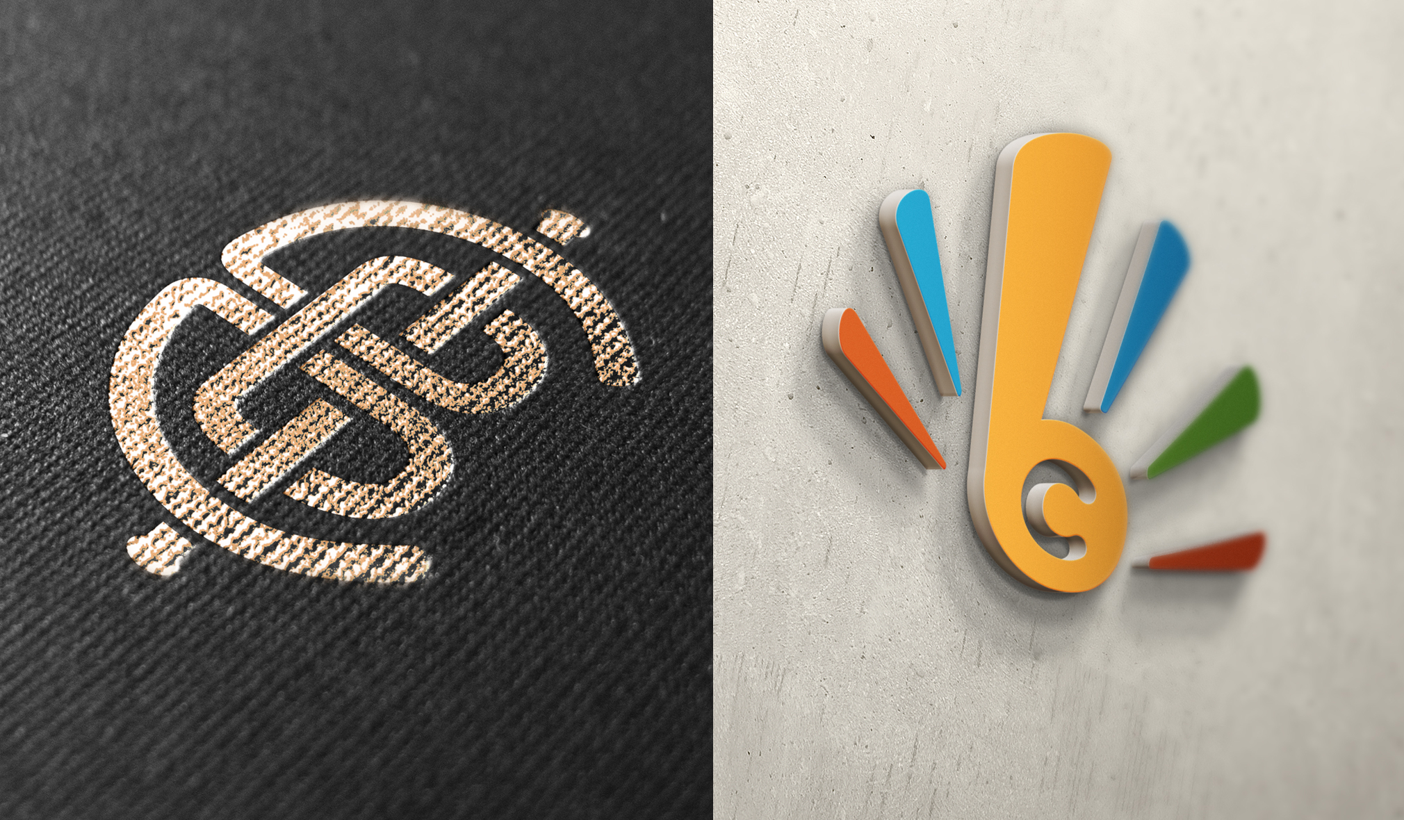 Logo design options
