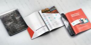 Large scale brochure design