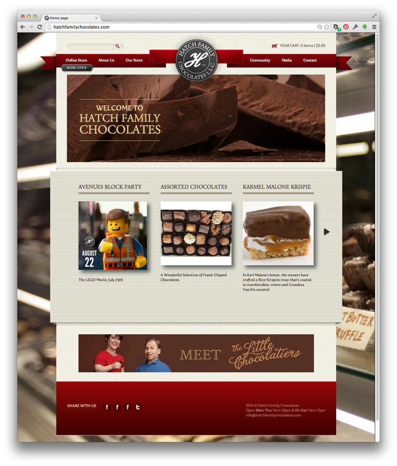 hatch-family-chocolates-web-design