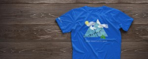 Utah Valley design firm - Silicon Slopes Google fiber shirt