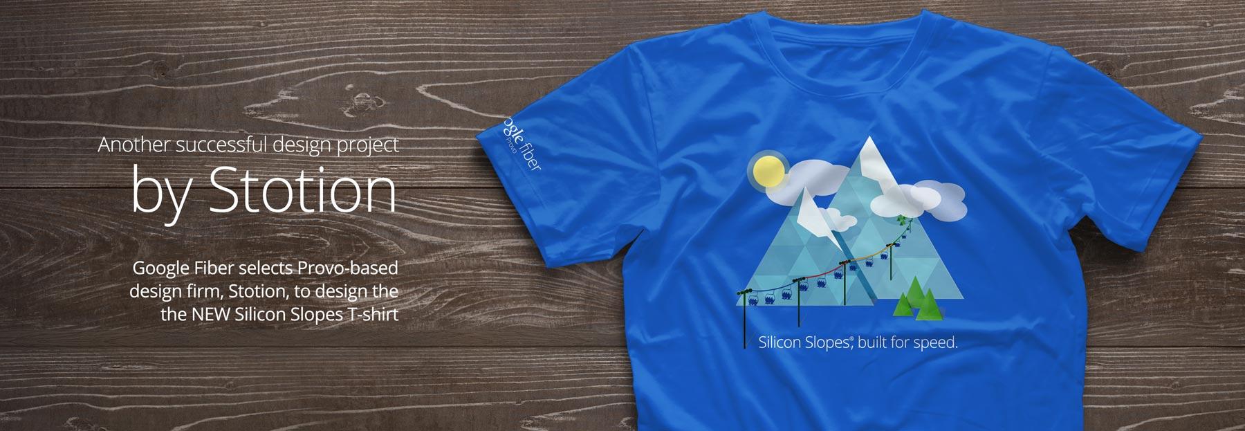 Provo T-shirt design