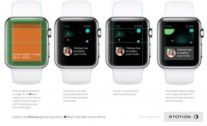 Apple watch design tips